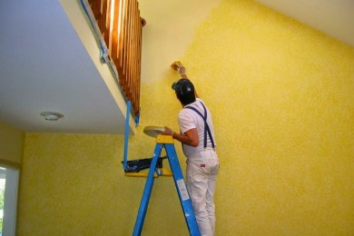Dịch vụ quét sơn lại nhà ở cũ chuyên nghiệp siêu tiết kiệm