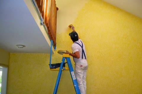Dịch vụ quét sơn nhà ở cũ chuyên nghiệp siêu tiết kiệm tại TPHCM