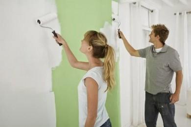 Dịch vụ thi công sơn nhà, sơn nước giá rẻ tại Bình Dương