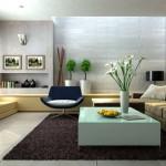 Cách chọn màu sơn cho phòng khách